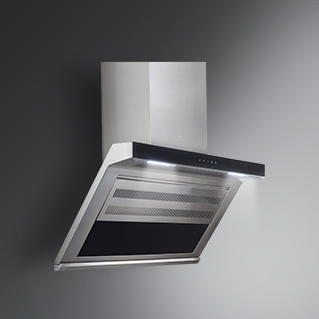 TORINO 90 | Filter-Less Technology | Touch Control Chimney